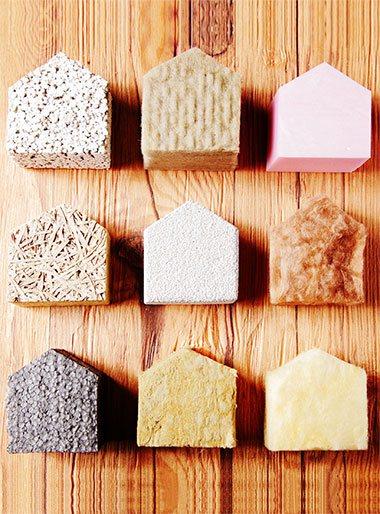 materiales de aislamiento - Tipos de aislamientos en Zaragoza. Aislamientos Eduardo Castillo